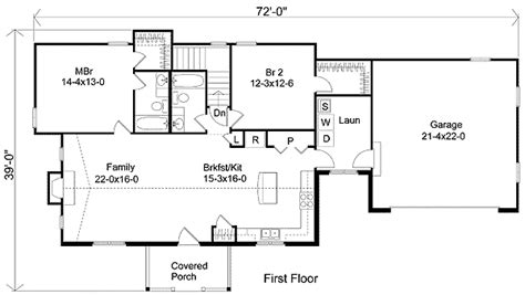 simple house blueprints house plans for you simple house plans