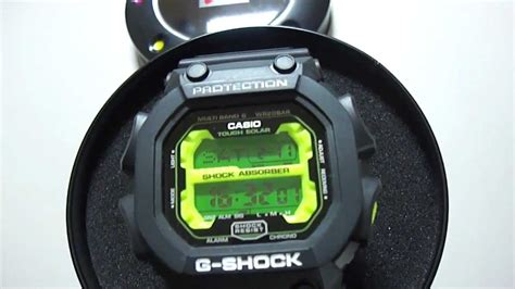 G Shock Gx 56 Green g shock gx 56 special green edition unboxing