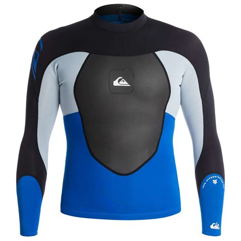 Water Sports Accessories M A K quiksilver syncro 1 5mm ls wetsuit jacket 2014 king of