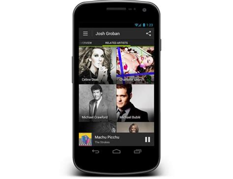 spotify android spotify launches new android app with support for android 4 0