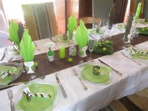 d 233 coration de table 1ere communion creation de la charetiere