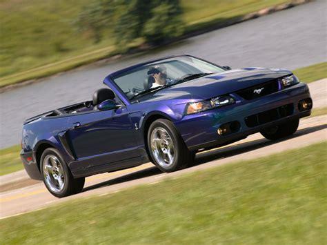 mustang cobra top speed 2004 ford mustang cobra top speed