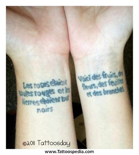 tattoo writing on wrist 43 stunning wrist couples tattoos