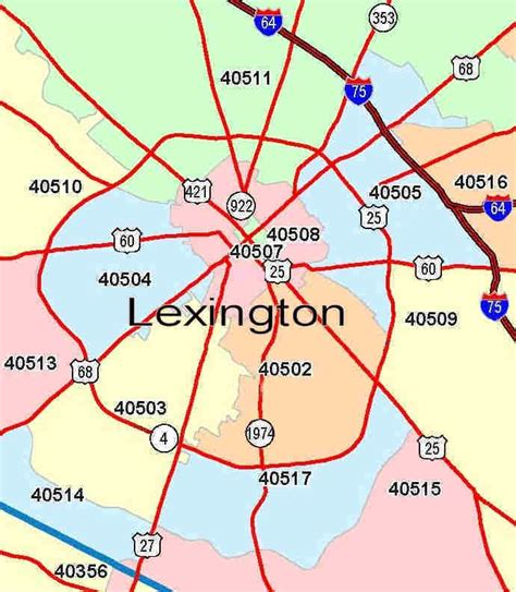 zip code map kentucky index of images maps and graphics