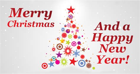 landau wishing    merry christmas  happy  year