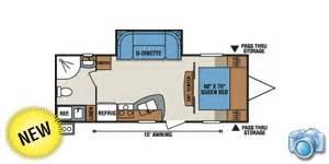 Sportsman Rv Floor Plans K Z Recreational Vehicles Sportsmen 174 Floorplans
