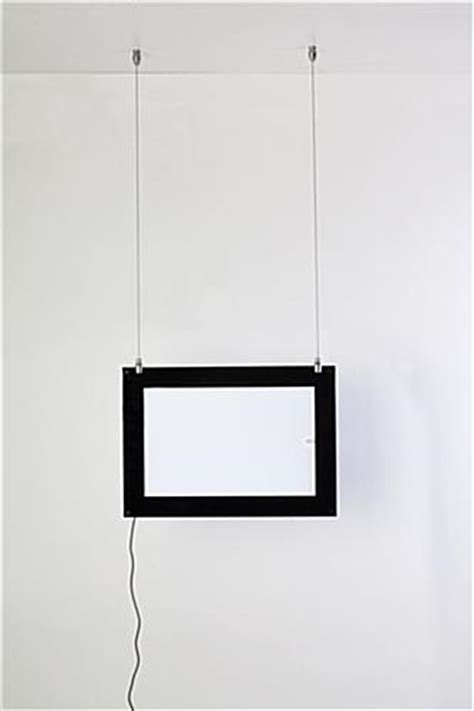 window light box suspended window light box floor to ceiling cable system