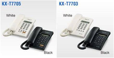 Panasonic Telephone Kx T7705 panasonic single line phones a v m sdn bhd