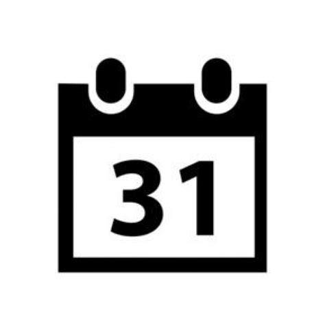 Calendar Vector Icon Vector Calendar Icon Clipart Best
