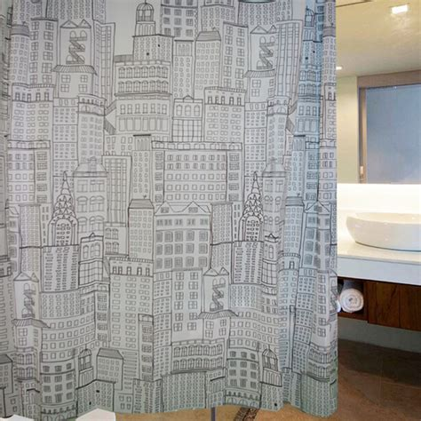 Luxury Shower Curtains Bathroom 2015 Luxury Shower Curtains Bathroom Products Thick Blackout Polyester Bath Curtain In Shower