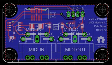 open source pcb design software images electrical