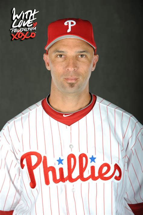 phillies dollar with letters phillies left fielder raul ibanez on the phanatic dollar dogs and