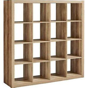 record storage rack vinyl home rustic  cube storage unit