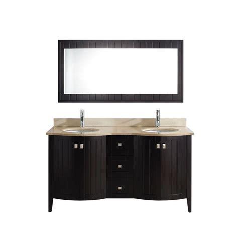 Studio Bathe Vanity by Studio Bathe Bridgeport 60 In Vanity In Espresso With