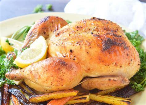 roasted whole chicken savory meals archives wonkywonderful