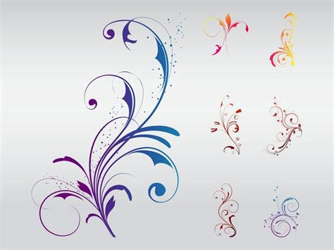 flower swirl tattoo designs best 25 swirl ideas on swirl design
