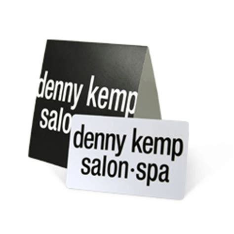 Dennys Gift Card - gift certificates denny kemp salon spa