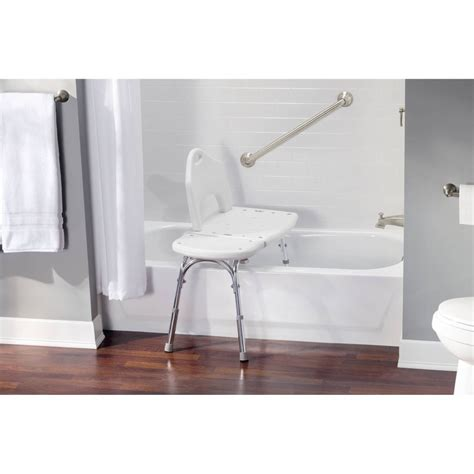bathroom bench height transfer tub bench dimensions giantex 10 height