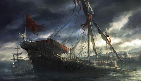 Kaos Of Thrones House Of Greyjoy 3d Premium Got 006 dubrovnik by radojavor on deviantart