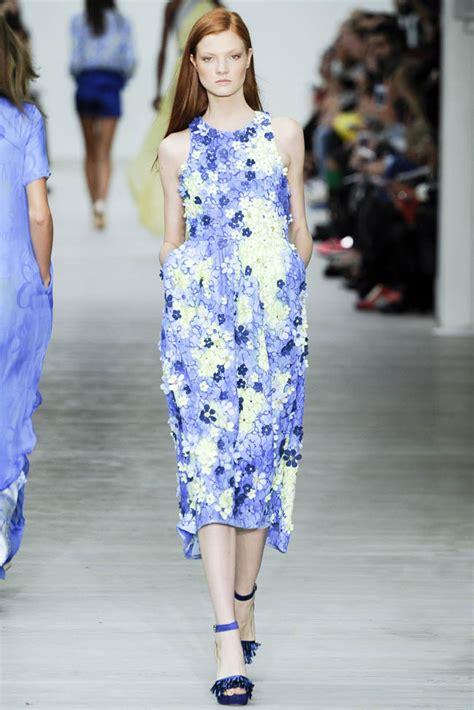 Fashion Week Matthew Williamson by Fashion Week Matthew Williamson Summer 2014