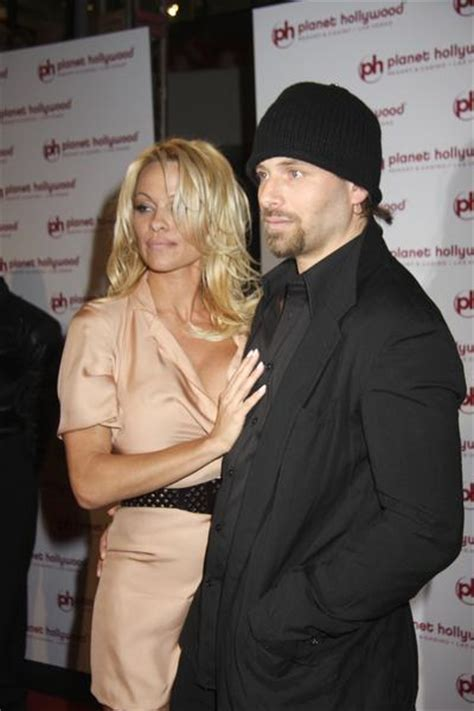 Pam Seeks To Annul 2 Month Marriage by S Soon To Be Ex Husband Rick Salomon Seeks