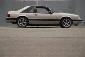 91 Ford Mustang Jim Walrod S 91 Mustang Lx Vortech Superchargers