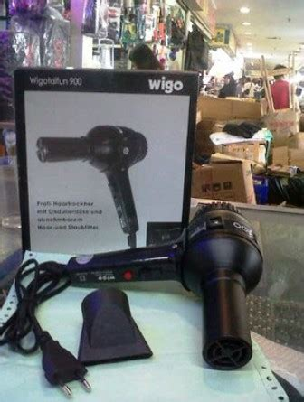 Hair Dryer Wigo Type Wigo Taifun 900 wigo taifun 900 hair dryer alat pengering rambut murah