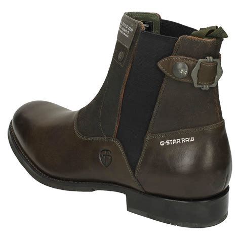 g boots mens mens g ankle boots attache ebay