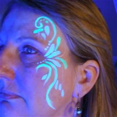 glow in the dark tattoo montreal 17 best images about uv blacklight paint on pinterest