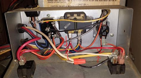 coleman evcon thermostat wiring rheem thermostat wiring