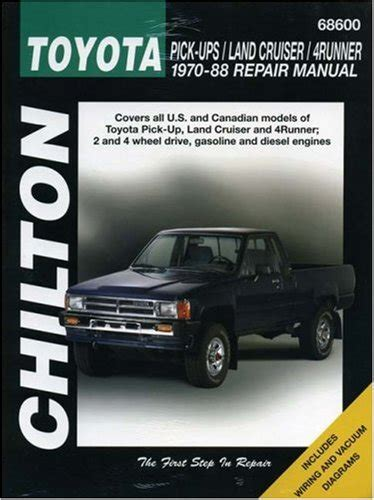 chilton car manuals free download 2005 toyota land cruiser navigation system top free books online toyota pick ups land cruiser and 4 runner 1970 88 chilton total car