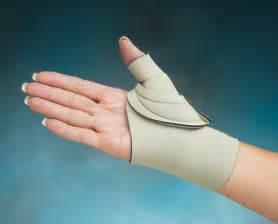 Comfort Cool Thumb Support Comfort Cool 174 Thumb Cmc Restriction Splints North Coast