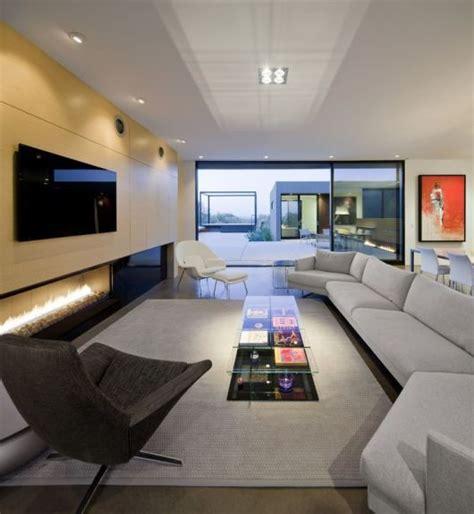 Modern Livingroom Ideas sala com lareira 40 dicas imperd 237 veis e fotos