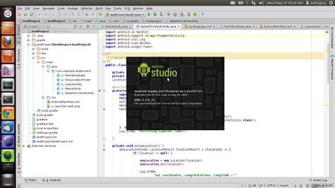 29 how to play video in android studio videoview android keep on getting sdk error message stack overflow