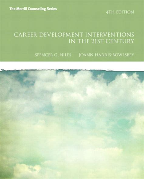 career development interventions with mylab counseling with pearson etext access card package 5th edition merrill counseling niles harris bowlsbey career development interventions