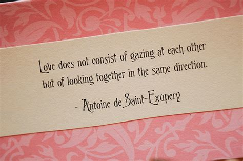 Wedding Quotes Exupery by My 2nd Year Wedding Anniversary Ruminations From A