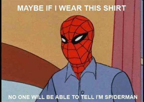 Retro Spiderman Meme - 60s spiderman is the retro meme you need to know about