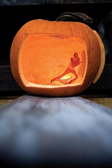 halloween pumpkin carving ideas southern living
