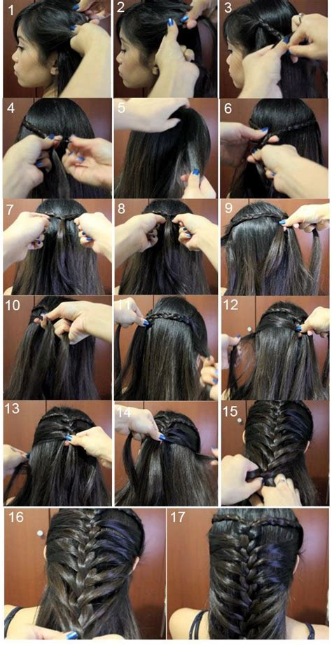 mermaid hairstyle tutorial step by step google image result for http www hairsummary com wp