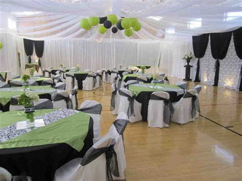indoor wedding reception ideas for decorating your