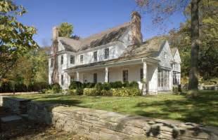 Open Concept Ranch Floor Plans New England Old Farm Houses New England Farm Garden New