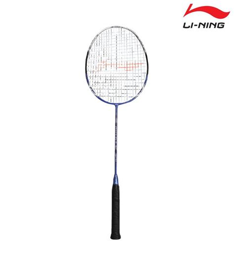 Raket Lining Rocks 520 li ning rocks 520 badminton racket buy at best price on snapdeal