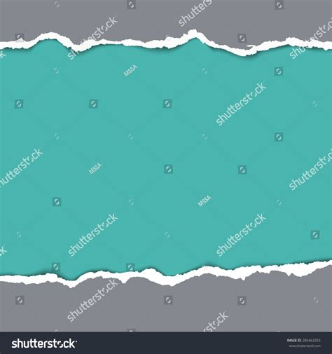 html pattern not empty torn paper background design grunge empty stock vector