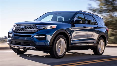 When Is The 2020 Ford Explorer Release Date by 2020 Ford Explorer Redesign Info Pricing Release Date
