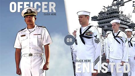 Difference Between Enlisted And Officer by Officer Or Enlisted