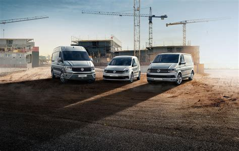 Volkswagen Commercial by Volkswagen Commercial Vehicles Announces 182 Offers The