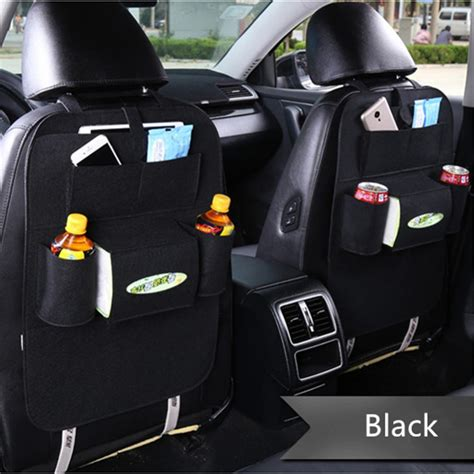 Nextbase Sdv49ac Car Back Seat car organizer multi pocket back seat storage bag car backseat organizer phone pocket pouch for