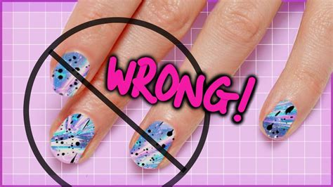 back to school nails the ultimate guide youtube 10 things you re doing wrong the ultimate nail art guide