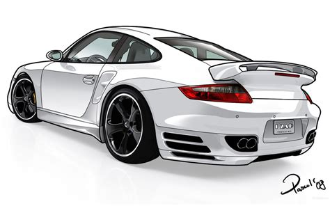 porsche garage art porsche carrera gt3 by pharr0xx on deviantart