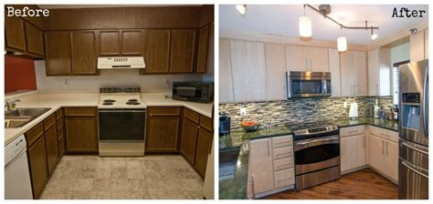 Diy Painting Kitchen Cabinets White by Do Your Kitchen Cabinets Need A Makeover See How Much